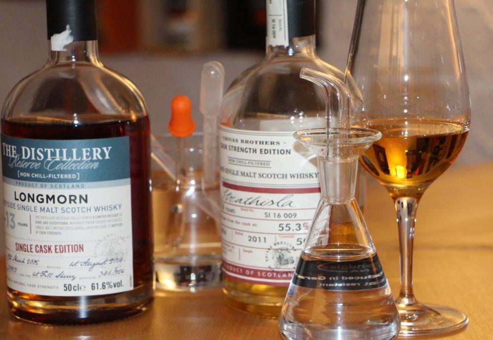 Wieviel Wasser In Whisky